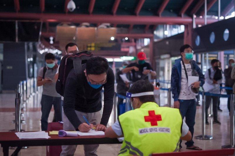 Angkasa Pura II sebut mayoritas penumpang terbang karena perjalanan dinas