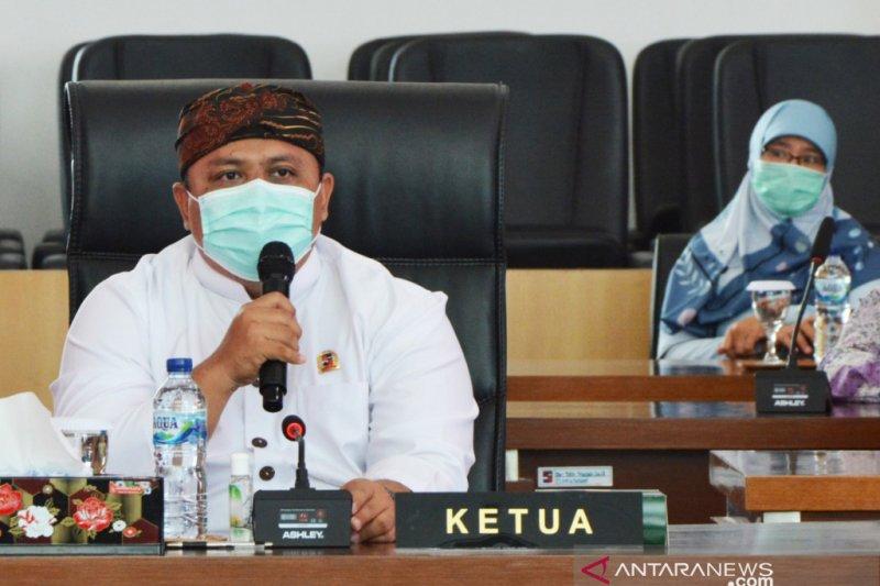 DPRD Bogor berikan catatan dan rekomendasi pada LKPJ Wali Kota