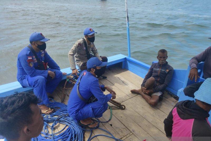 Nelayan NTT selamat setelah terombang-ambing di laut selama sepekan