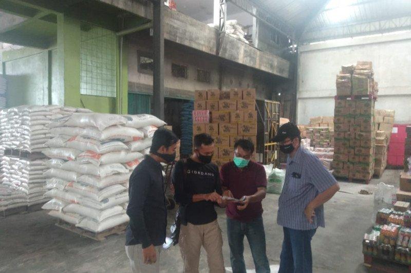 Disdagprin salurkan  10.332  paket sembako murah di Kecamatan Mandau