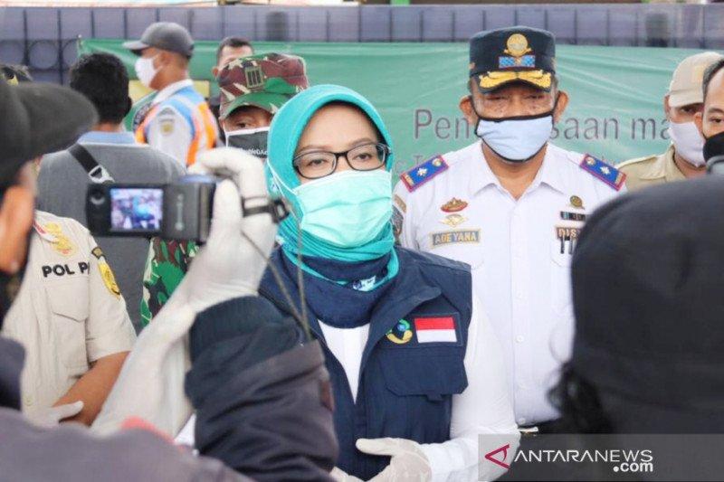 Pemkab Bogor sebut dua hari nihil kasus COVID-19
