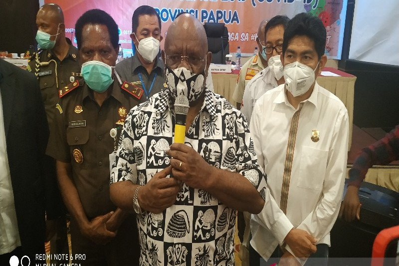 Wagub Klemen Tinal: PSDD di Papua diperpanjang hingga 4 Juni