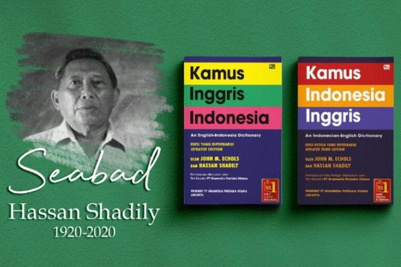 Momen satu abad Hassan Shadily, perancang kamus Indonesia-Inggris
