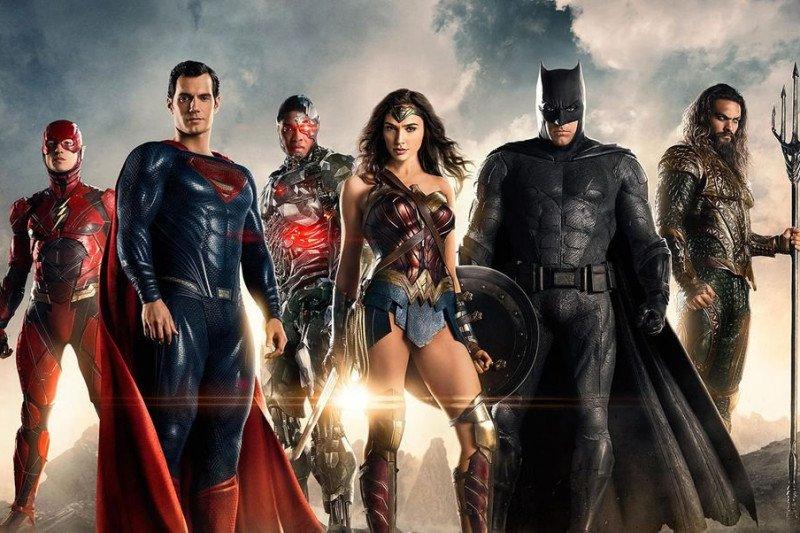 "Film superhero ""Justice League"" versi ""Snyder Cut"" akan rilis tahun depan"