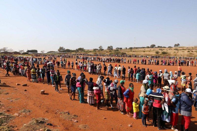 Ilmuwan: 50 ribu kematian akibat corona bakal terjadi di Afrika Selatan