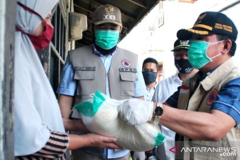Padang Panjang kembali salurkan beras untuk warga