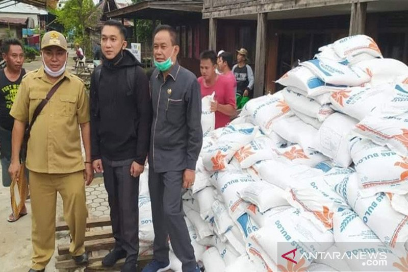 DPRD Barsel komitmen terus awasi penyaluran bansos di pedesaan