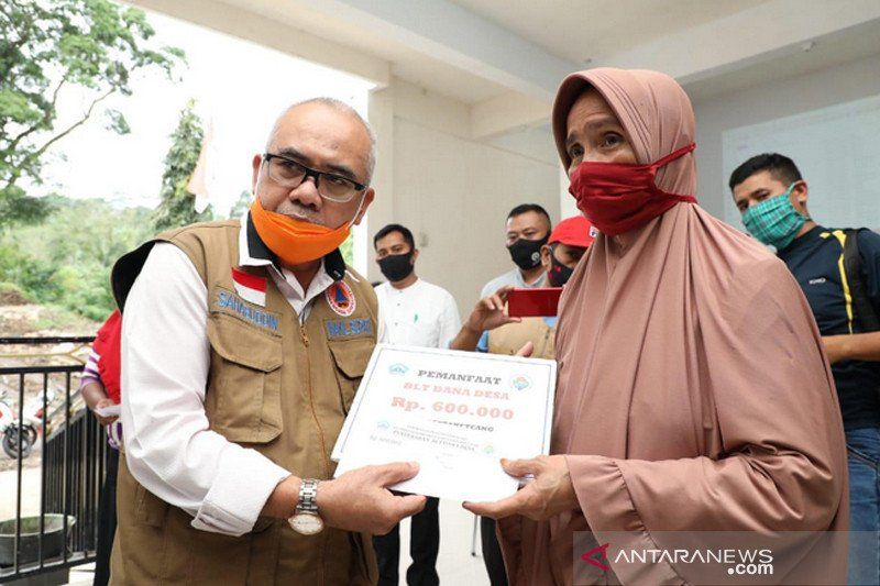 Wabup Bantaeng ingatkan warga senantiasa gunakan masker