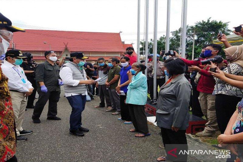 Gubernur Kalteng mengaku bingung bantuan sosial terbanyak di Bartim
