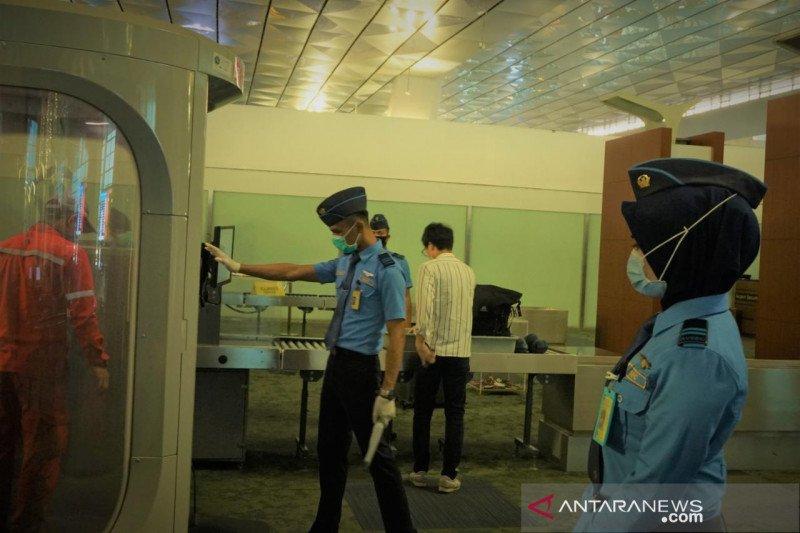 Bandara Soetta kerahkan 239 personel perketat pengawasan COVID-19