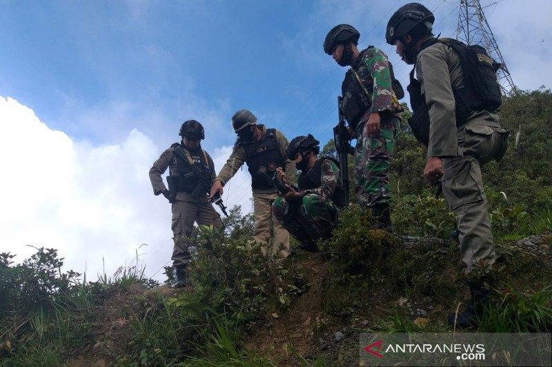 Flash - Kelompok Kriminal Bersenjata diduga tembak petugas kesehatan di Wandai