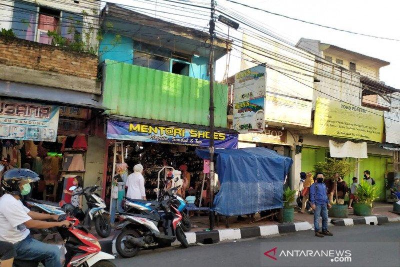 Satpol PP Bandung: Banyak pedagang