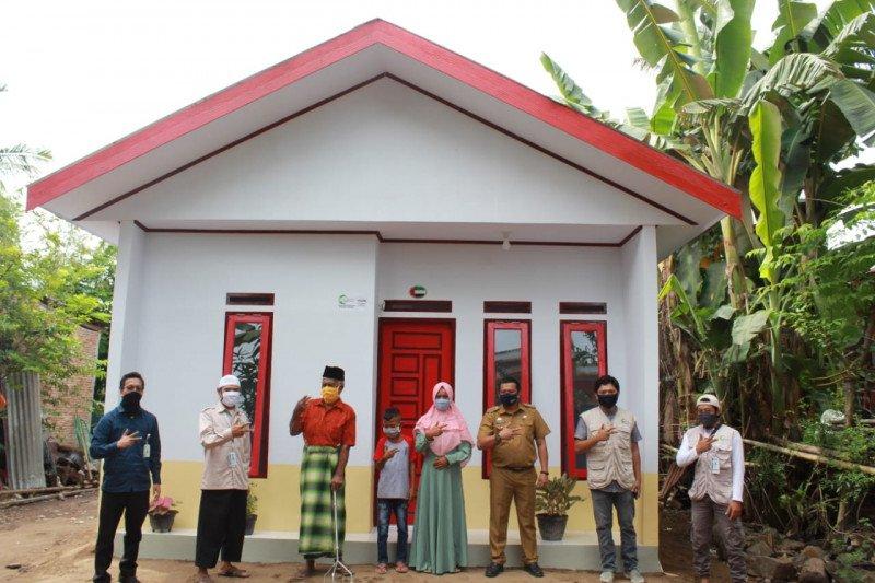 Dua warga Gowa dapat bantuan rumah layak huni dari AMCF