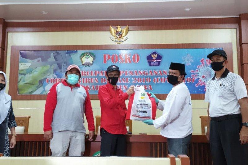 283 penyandang disabilitas di Gowa terima bantuan paket sembako