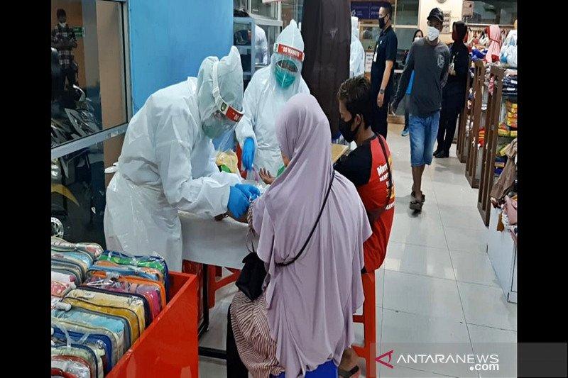 Dinkes Surakarta gelar rapid test di  pusat keramaian