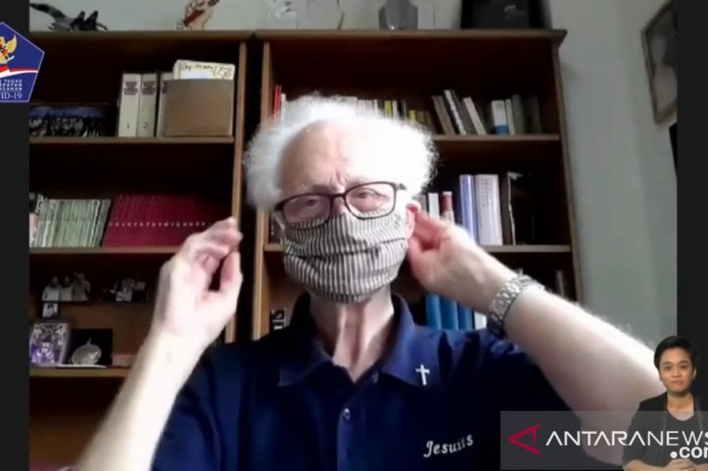 Rohaniwan: Pandemi COVID-19 ajarkan masyarakat tertib menjaga kesehatan