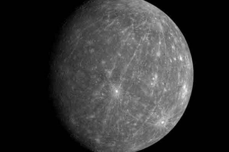 Konjungsi planet Merkurius dan Venus bisa disaksikan sore nanti