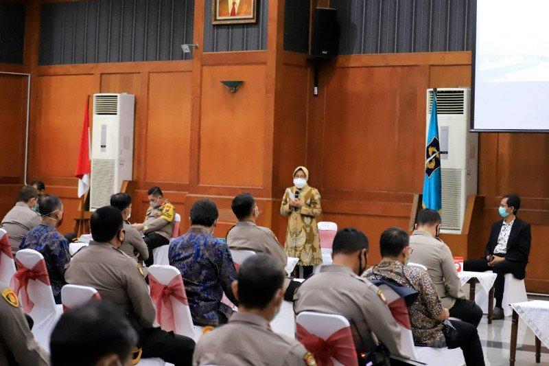 Wali Kota Surabaya: Tingginya kasus COVID-19 karena tes cepat secara masif