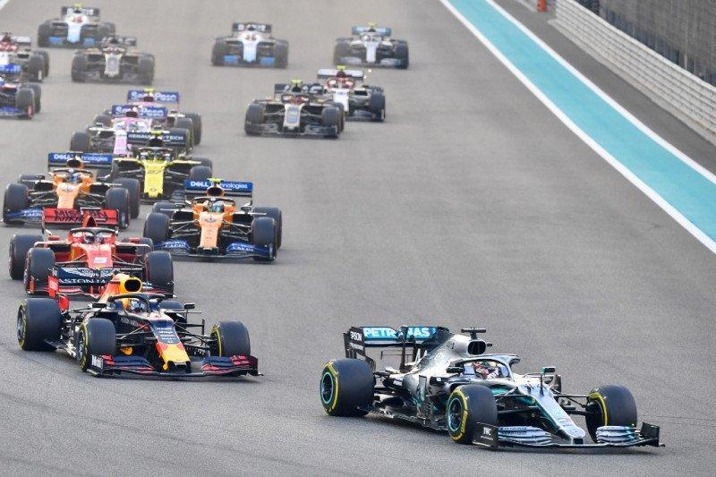 Tim-tim F1 sepakat pangkas biaya belanja jadi 145 juta dolar