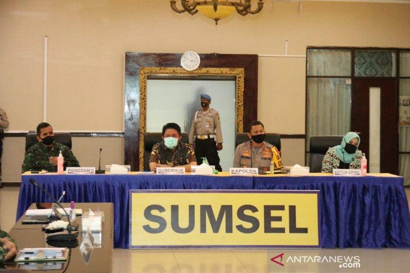 Gubernur Sumsel instruksikan siap siaga Lebaran saat pandemi