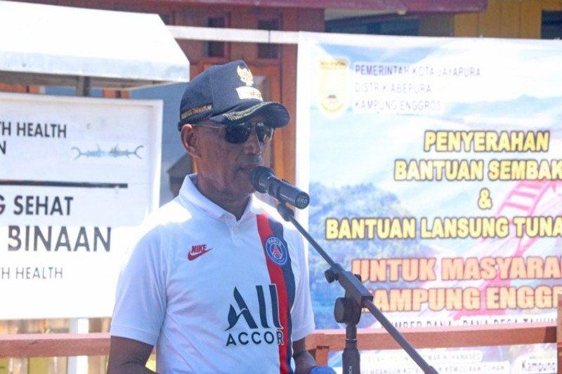 Gugus tugas COVID-19 Kota Jayapura buka karantina wilayah di Entrop dan Hamadi