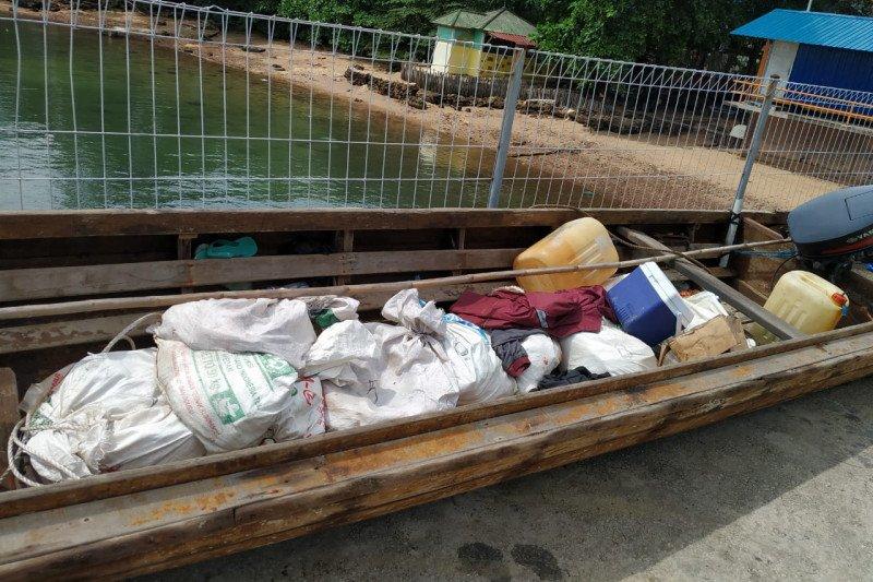 Empat perampok di perairan Batam diringkus anggota TNI-AL