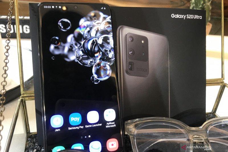 Samsung akan umumkan Galaxy Note 20 secara online
