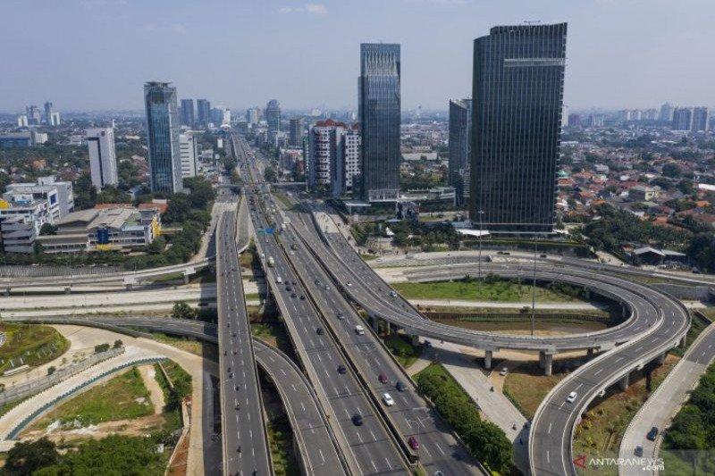 H-2 Lebaran, tercatat 430 ribu kendaraan pemudik tinggalkan Jakarta