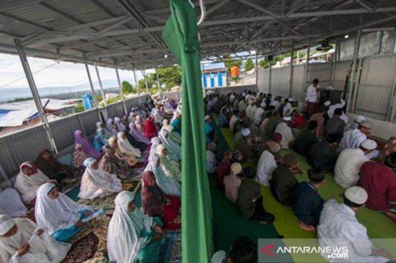 Warga Parimo diperkenankan salat Id berjamaah di masjid