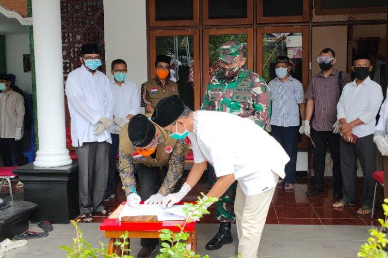 Sekretaris Kota Tidore Kepulauan meninggal berstatus PDP
