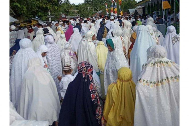 Di Pulau Ambon sejumlah komunitas Muslim sudah rayakan Idul Fitri 1441 H