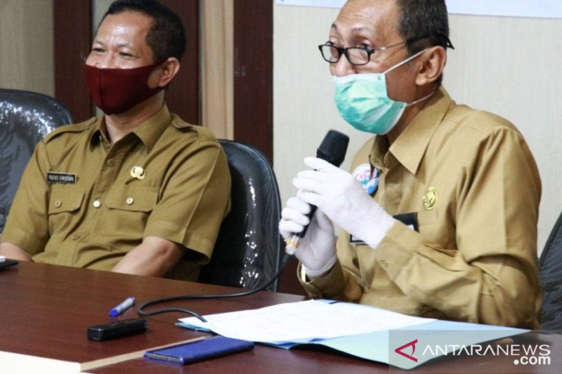 Satu pasien positif COVID-19 berusia 45 tahun di Probolinggo meninggal dunia