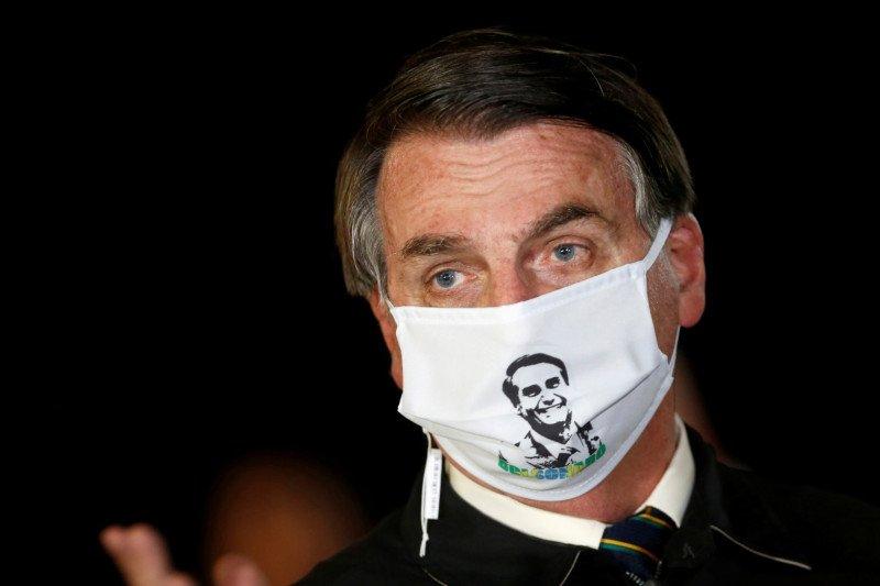 Di saat pandemi di Brazil tak terkendali, Bolsonaro hadapi ancaman pemakzulan