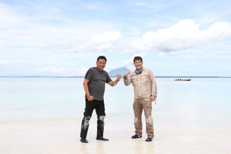 "Olly-Steven optimistis tujuan wisata ""Pasir Timbul"" kembali ramai"