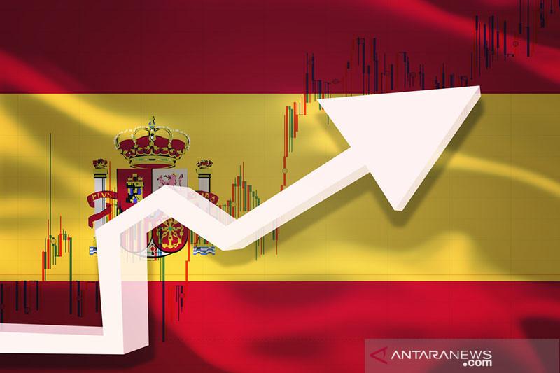 Saham Spanyol stop  kerugian, indeks IBEX 35 melambung 3,75 persen