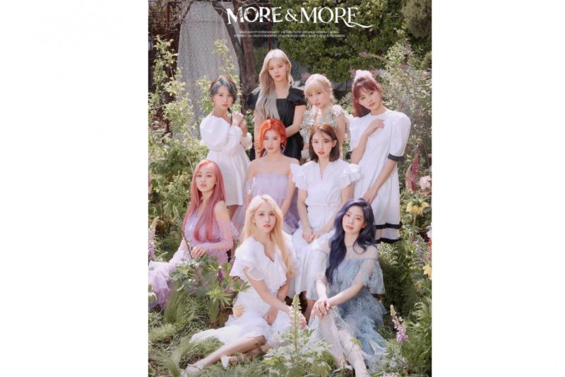 """TWICE ikut ciptakan lirik di album """"More & More"""""""