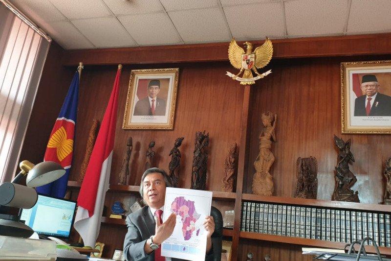 Perguruan tinggi Ethiopia-Indonesia tingkatkan kerja sama riset