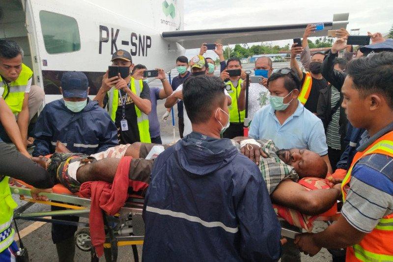 Satgas Nemangkawi memburu KKB penembak anggota Gugus Tugas COVID-19 Papua