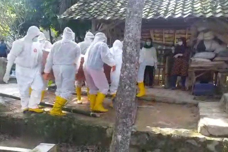 Seorang sopir pengangkut BBM pasien Positif COVID-19 di Lampung meninggal dunia
