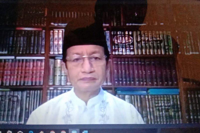 FK UMI gelar halal bihalal virtual hadirkan imam besar Masjid istiqlal