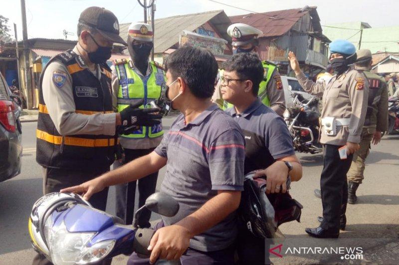 1.224 personel Polres Bogor kawal Idul Fitri 1441 H