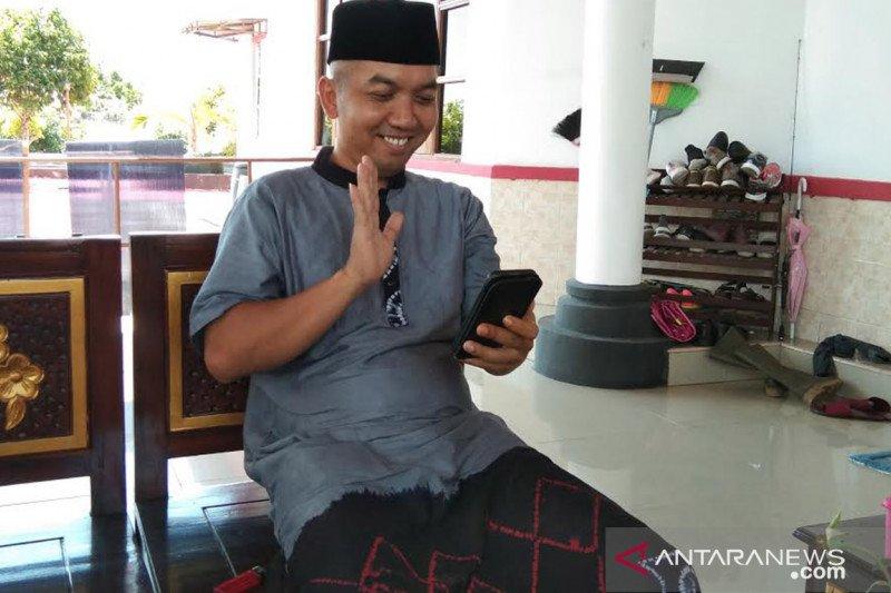 Ketua DPRD Seruyan ajak silaturahmi lebaran melalui daring