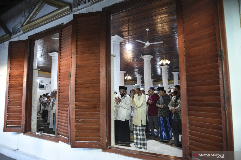 Menag nyatakan rumah ibadah dibuka kembali dengan protokol kenormalan baru