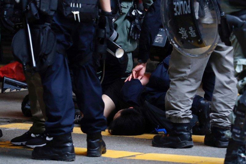 UU Keamanan Nasional di Hong Kong tidak berlaku surut