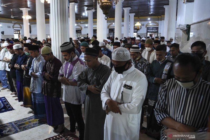 Menag: Rumah ibadah dibuka kembali dengan menaati protokol 'new normal'