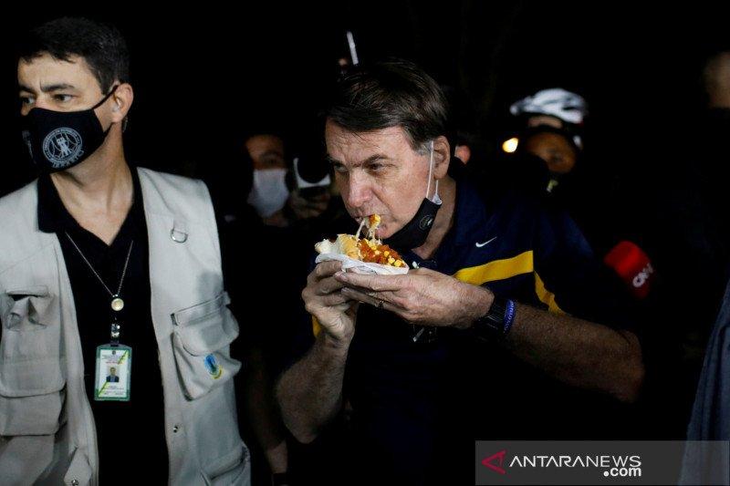 Empat media berita terbesar Brazil boikot kediaman Presiden Bolsonaro