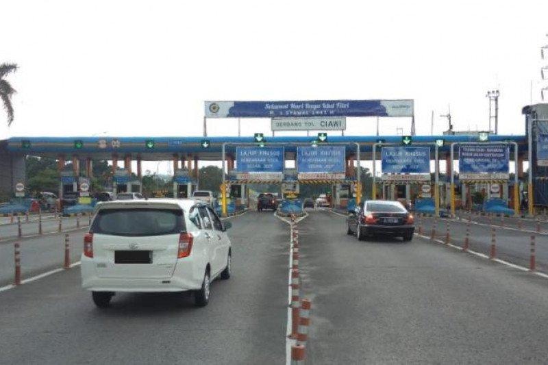 465 ribu kendaraan tinggalkan Jakarta hingga H-1