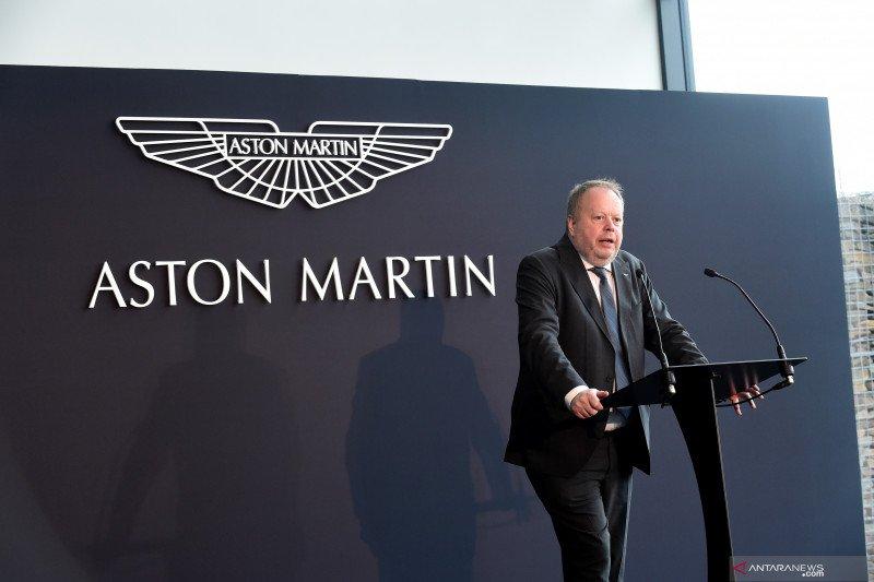 CEO Mercedes jadi bos Aston Martin?