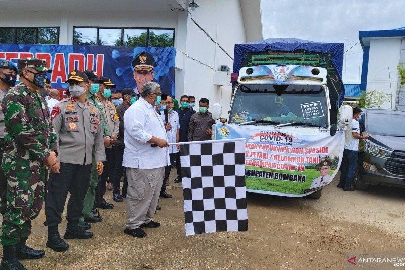 Bantuan pupuk nonsubsidi sasar 112 desa di Sultra