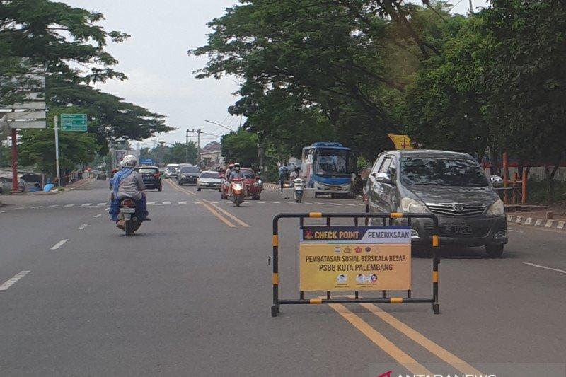 Besok, 26 Mei: Sanksi bagi pelanggar PSBB Kota Palembang mulai diberlakukan